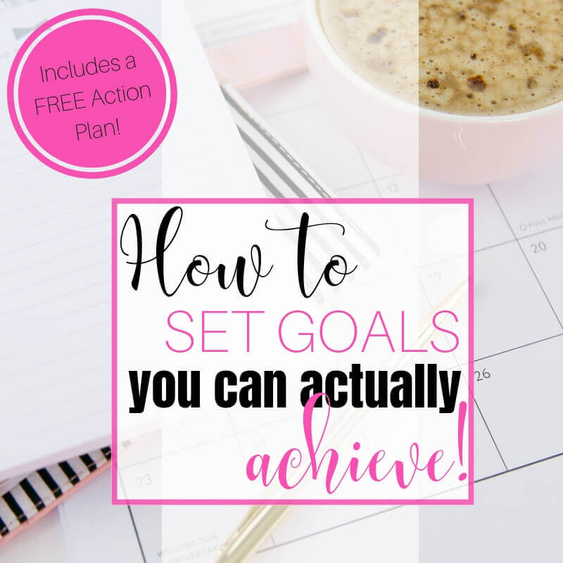 How to Set Goals You Can Actually Achieve
