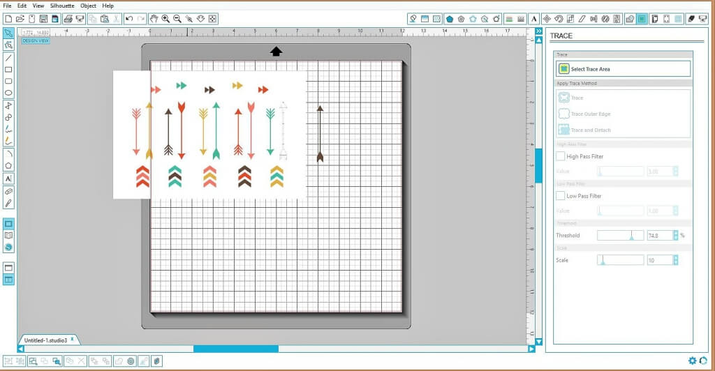 Learn how to make a custom design in Silhouette Studio