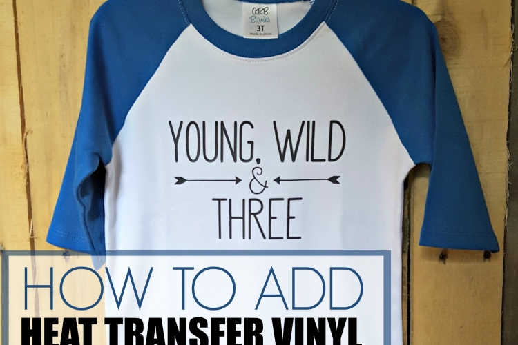 Learn how to add heat transfer to a shirt