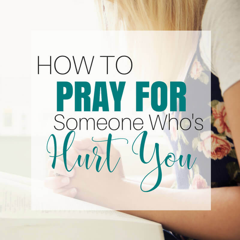 Learning to pray for someone who's hurt you is extremely difficult. Find steps to take in this challenging journey and learn how to free yourself from the chains that unforgiveness has on your life.
