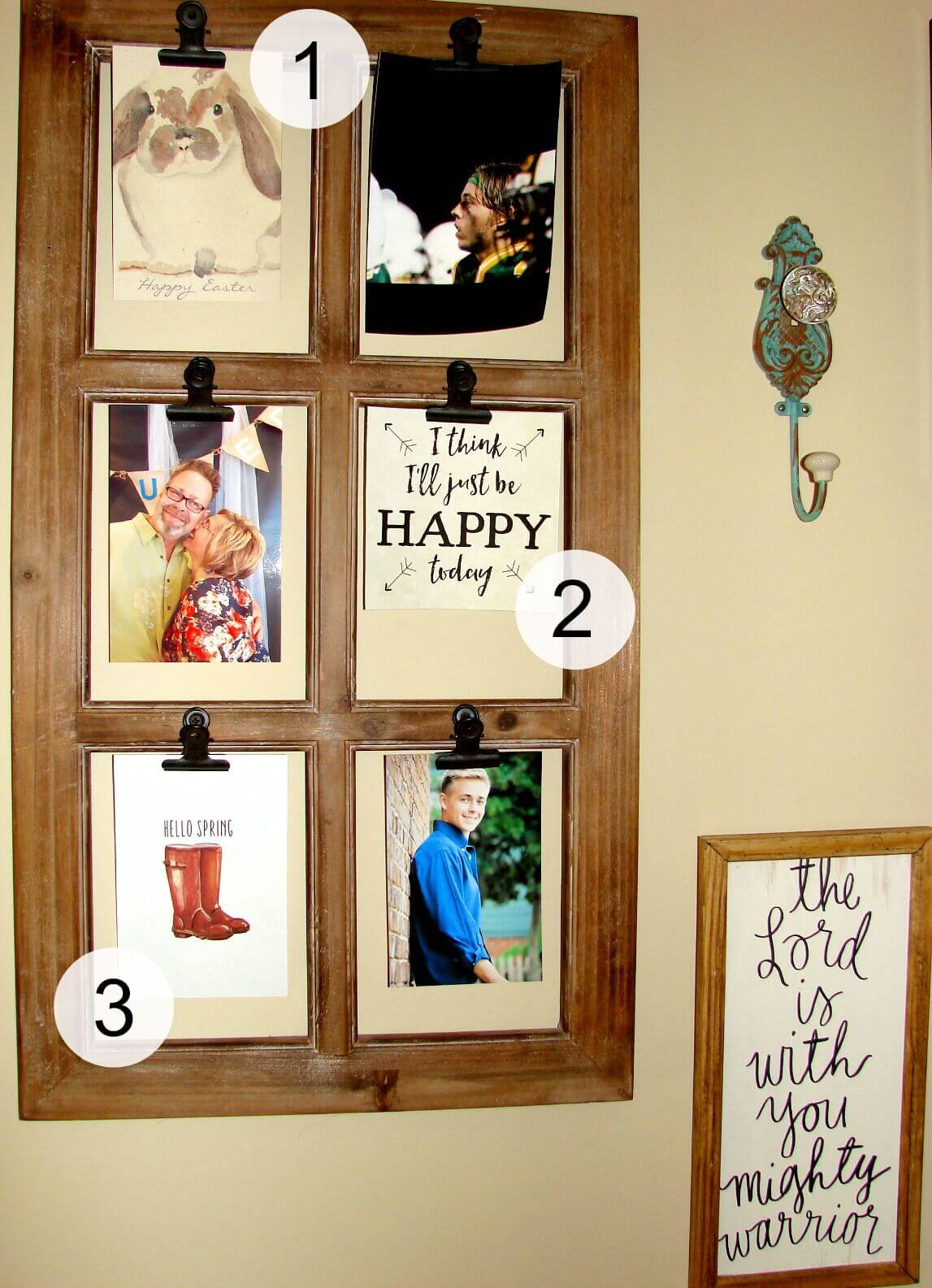 Find 6 tips for a gorgeous gallery wall along with my favorite free printables and a complete buying list.