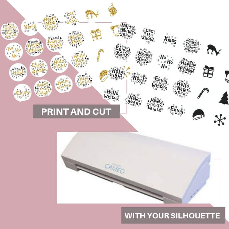 Learn How to Print and Cut With Your Silhouette