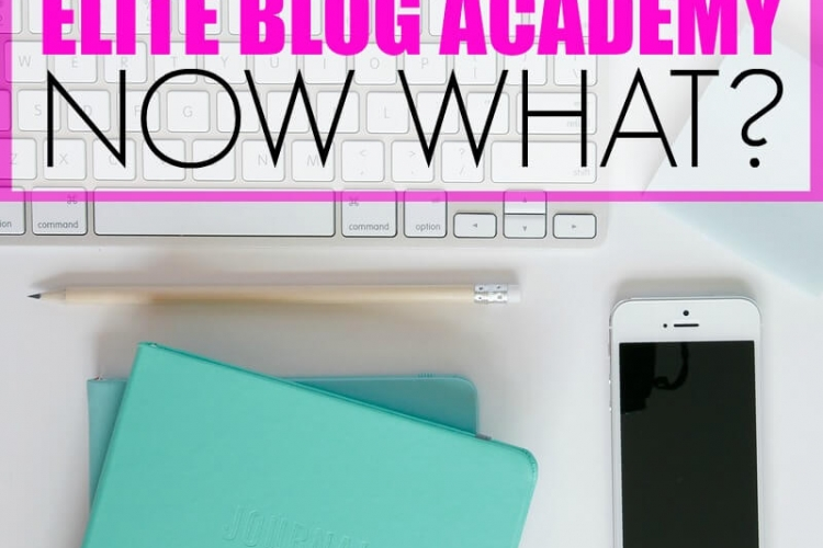 Once you've enrolled in Elite Blog Academy, you'll have a lot of questions and what to do next. This gives you a step by step guide and getting the most out of this course.