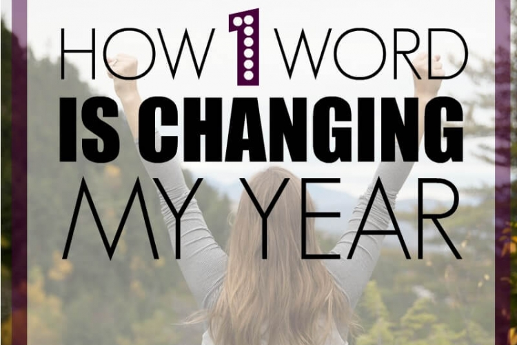 I'm determined to go after my goals this year and I love this post for helping you get focused and actually go after your dreams.