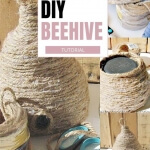 Create this easy DIY Beehive with this step-by-step tutorial