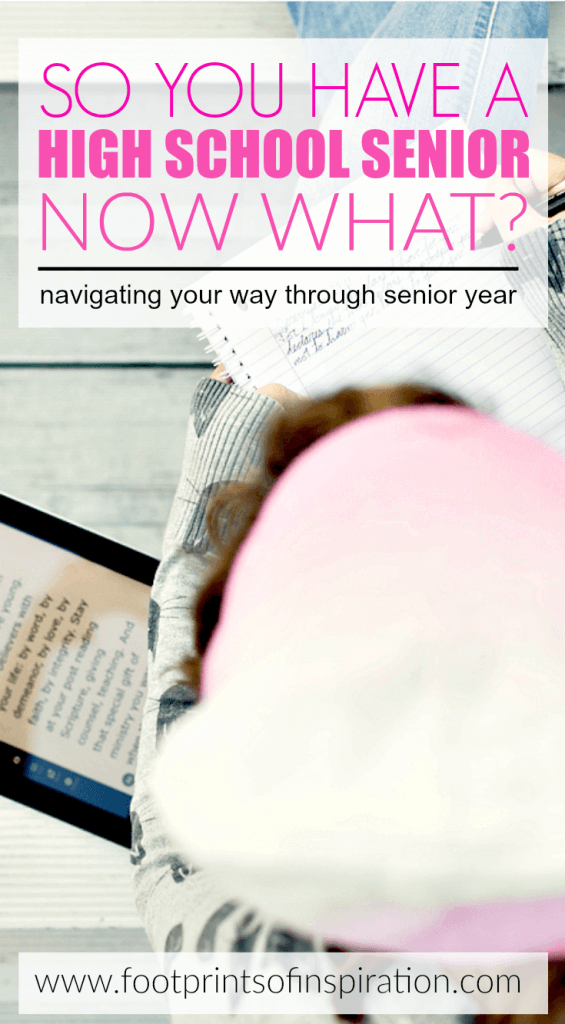 Navigating your way through senior year can be difficult. Find some great tips to help you through it.