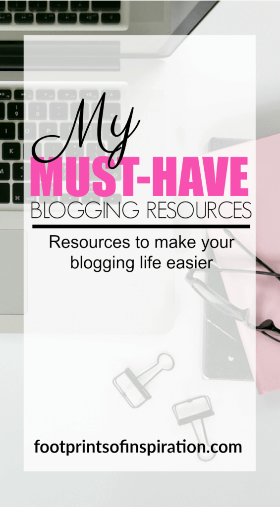 These must-have blogging resources are a must to make your blogging life easier.