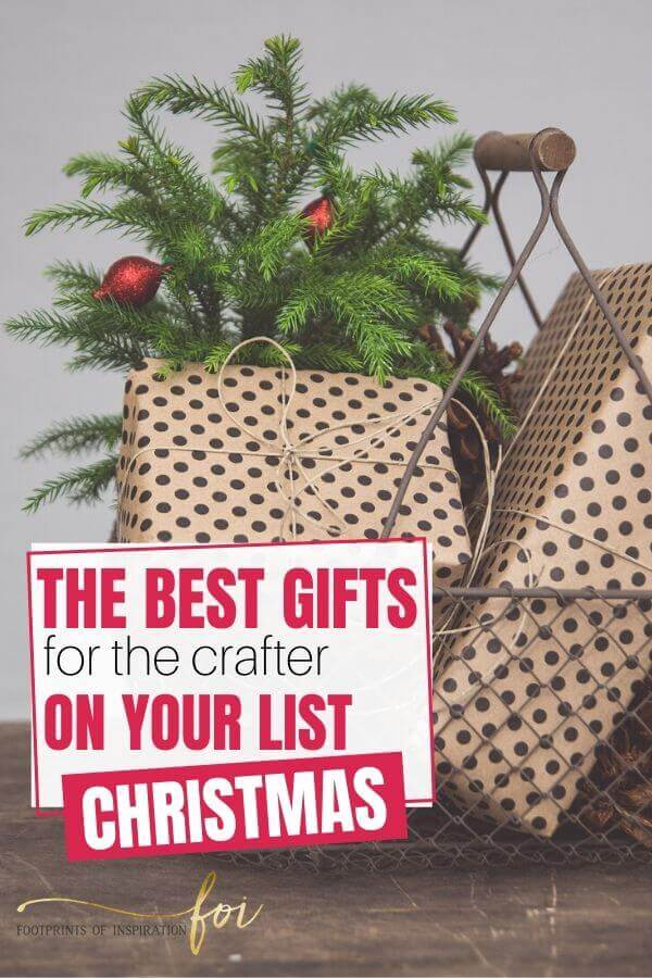 Find the best Christmas Gifts for the Crafter on your List