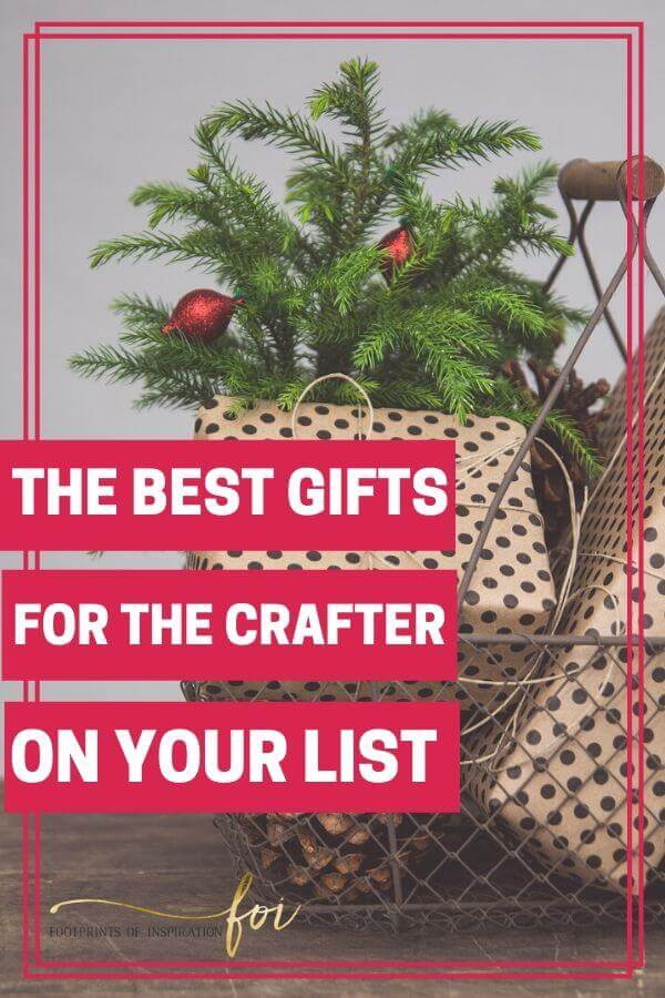 Get the best Gift Ideas for the Crafter on Your Christmas List