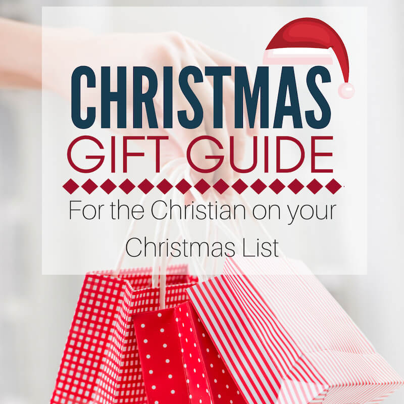 MY FAVORITE INSPIRATIONAL GIFTS FOR YOUR CHRISTMAS LIST