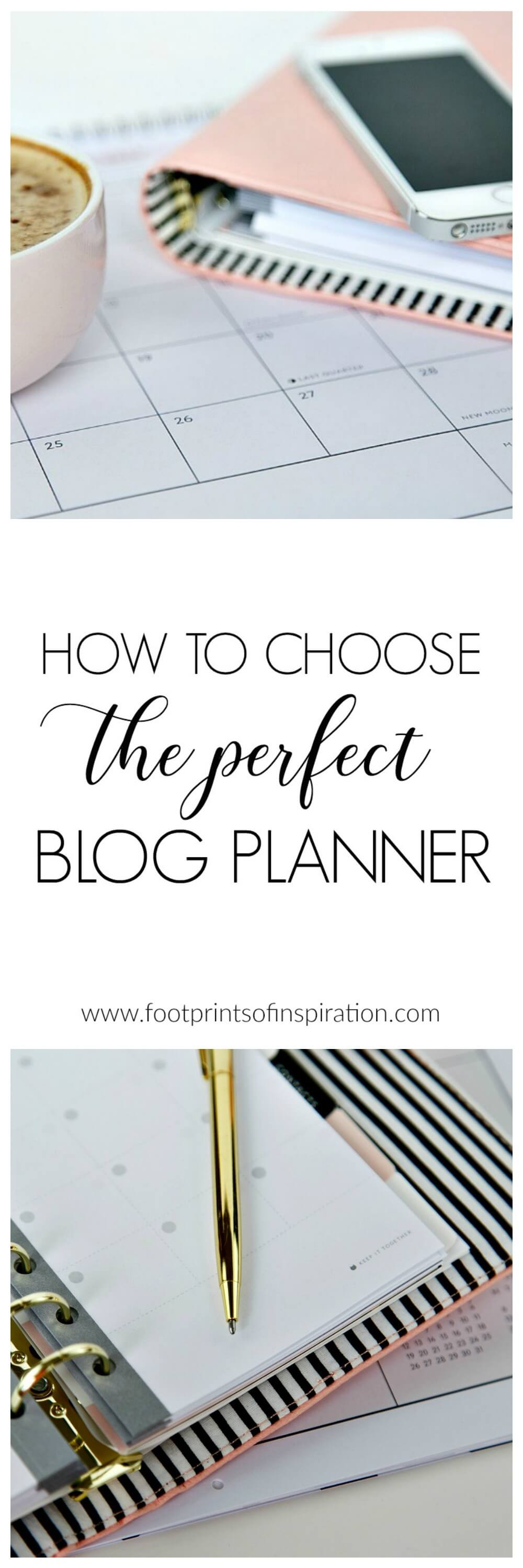 You need a blog planner that is going to help you stay organized so you can get the best ROI (return on your investment). Find out what's most important and where you can get a planner that has everything you need and doesn't break the bank.