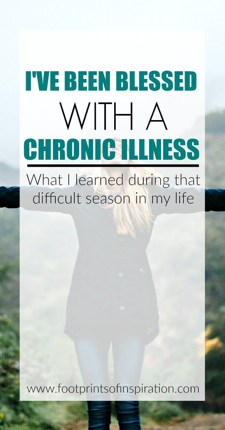 Do you suffer from a chronic illness? Click this post to learn how this person found joy despite her chronic illness!