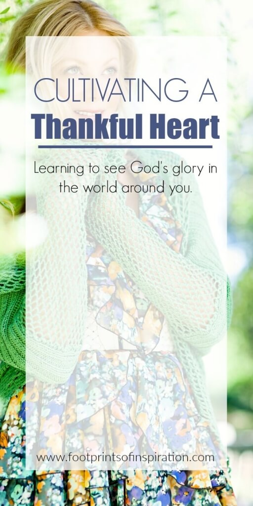 It's so hard to be thankful with all the challenges and struggles that we have in our life, but when we do, it opens our hearts to the joy that God has for us. Click through to learn how you can cultivate a thankful heart.
