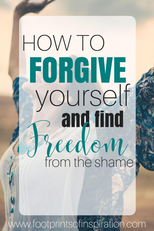 Do you keep playing your past mistakes over and over in your head? Are you living with the guilt and shame of what you've done?  You're certainly not alone. Find out how to start the journey of forgiving yourself and start living in the Freedom that Jesus has given you.