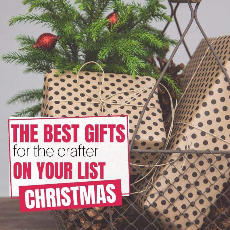 The Best Christmas Gifts for the Crafter on Your List