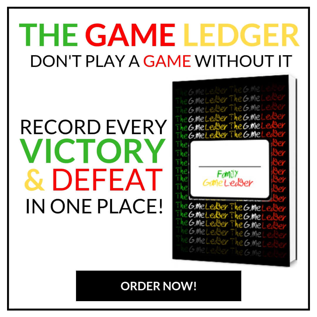 Get the game ledger for all your family game night fun