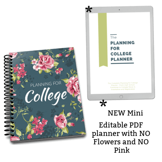 Preparing your child for college can be a very daunting task. Get these easy steps to take to make your college application process more manageable. #footprintsofinspiration #collegeapplications #tips #family #backtoschool #parenting #preparingforcollegefreshmanyear #preparingforcollegeinhighschool #freshmanyear #checklist #howtoprepareforcollege