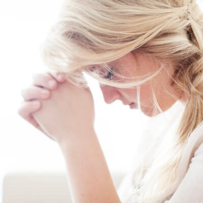 HOW TO PRAY WHEN YOU DON'T WHAT TO SAY
