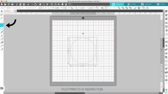 Learn how to easily create a circle cameo in minutes using Silhouette Studio