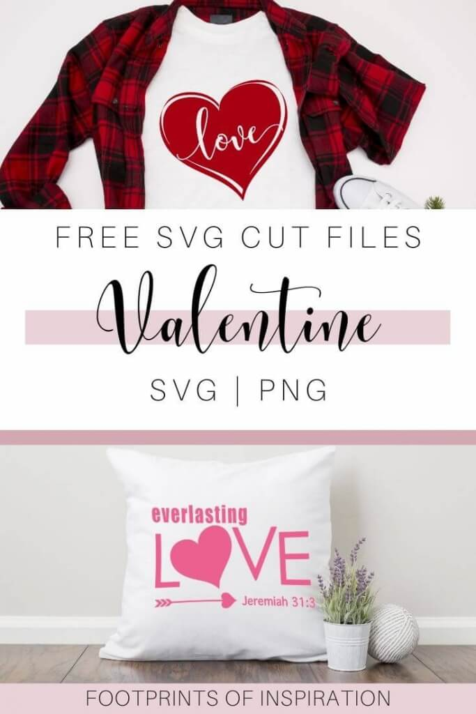 Create some cute Valentine gifts in under 30 minutes using these adorable FREE Valentine SVG Cut Files.