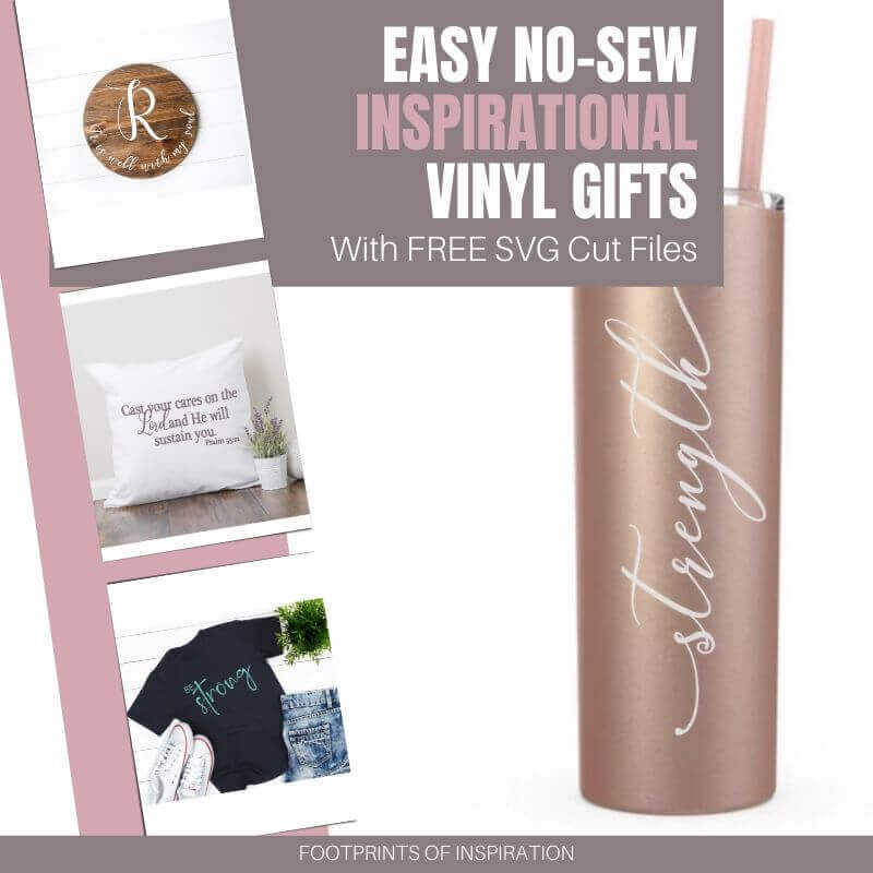 Easy Inspirational Vinyl Gifts