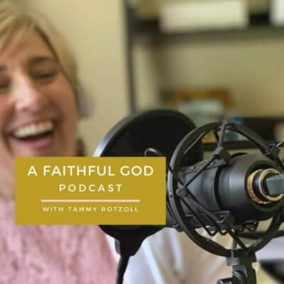 A FAITHFUL GOD PODCAST