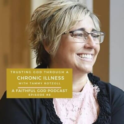 trusting god through chronic illness