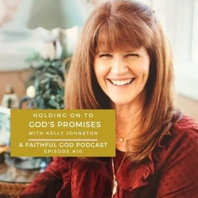 HOLDING ON TO GOD'S PROMISES