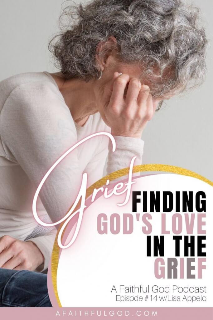 A Faithful God Podcast with Lisa Appelo