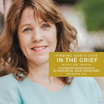 FINDING GOD'S LOVE IN THE GRIEF