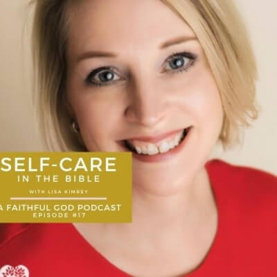 SELF CARE ACCORDING TO THE BIBLE