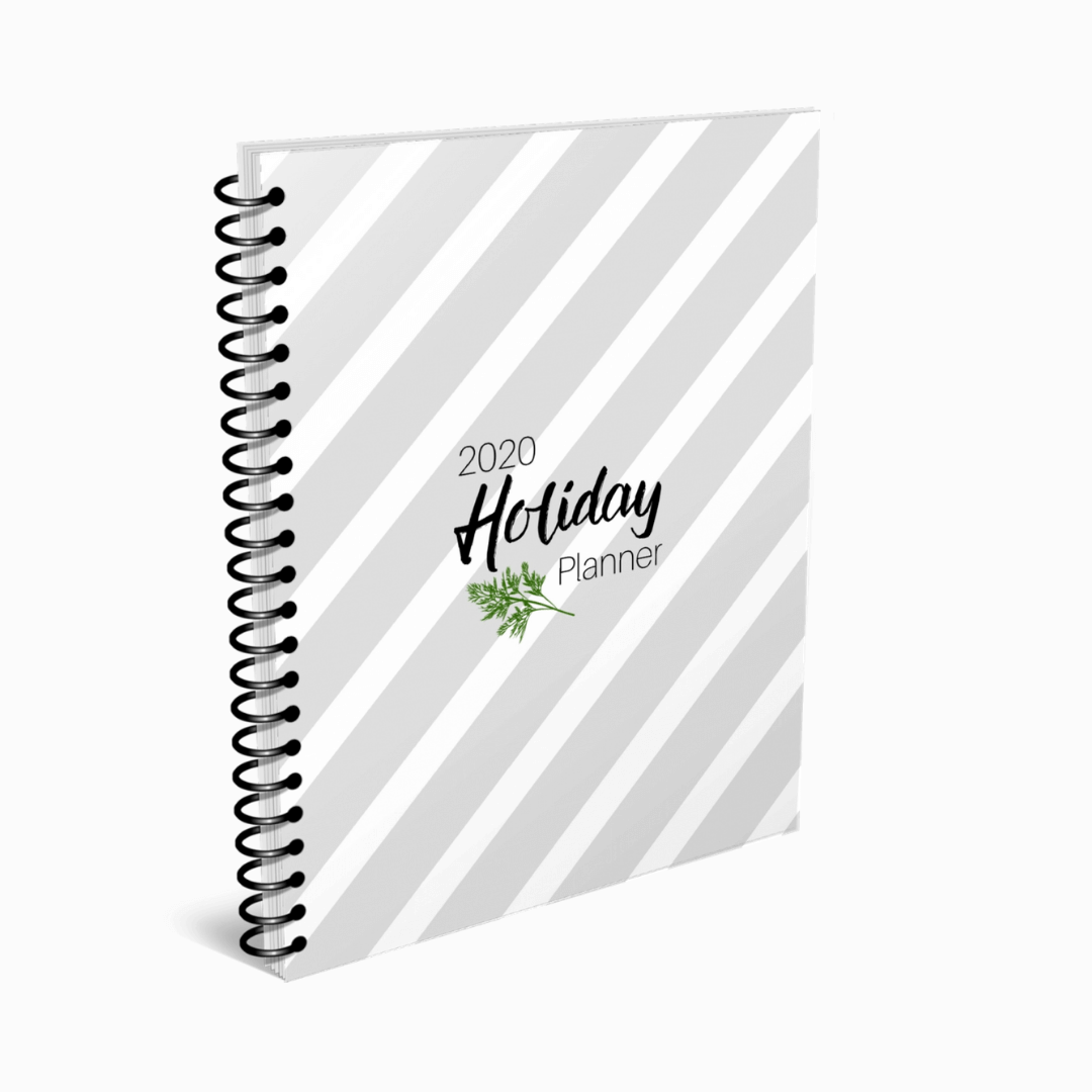 Free 2020 Holiday Planner