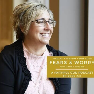 FINDING FREEDOM FROM FEAR AND WORRY