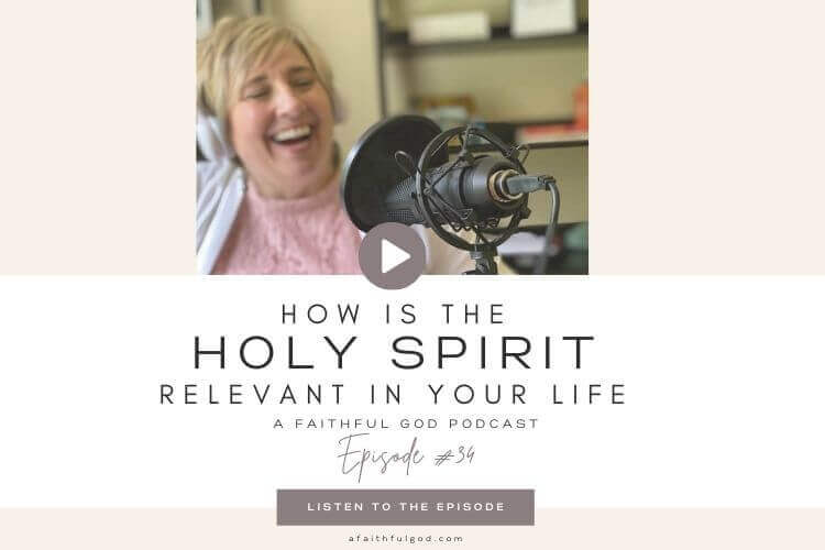 How is the Holy Spirit Relevant in My Life