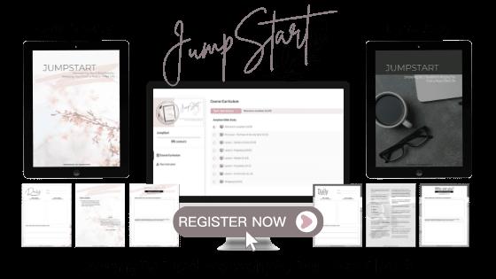 JumpStart Online Bible Study