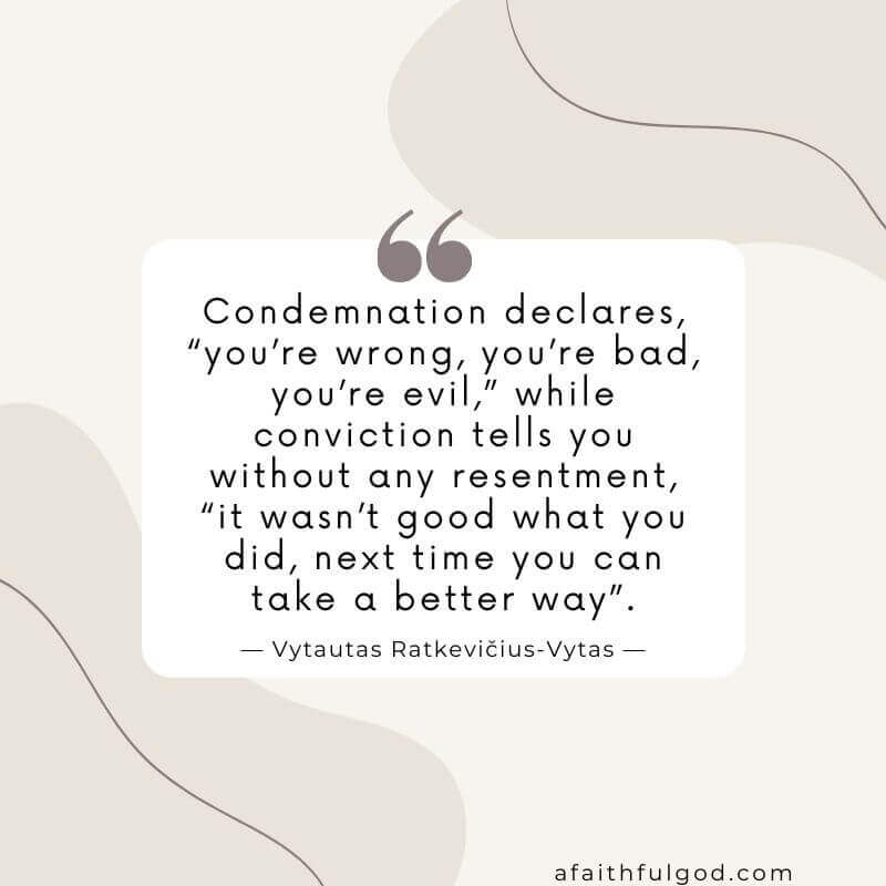 Conviction V.S. Guilt — The Astonishing Truth You Need to Know