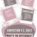 Conviction v.s. Guilt: The Astonishing Truth