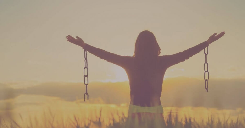 How to find freedom in forgiving yourself for past mistakes.