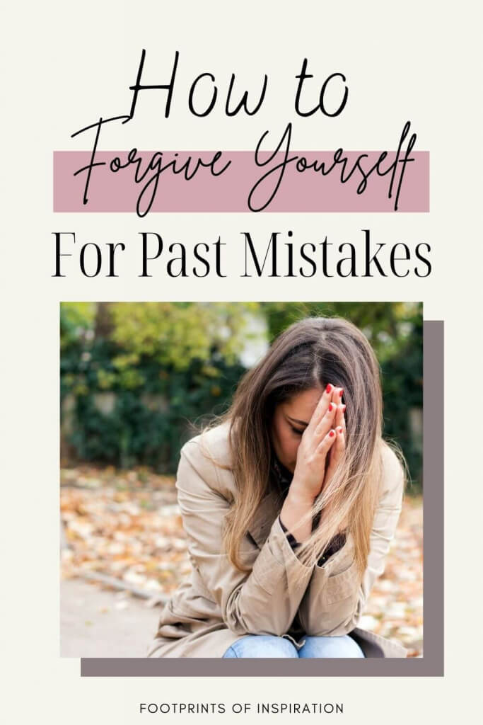 How to forgive yourself for past sins, mistakes and behavior