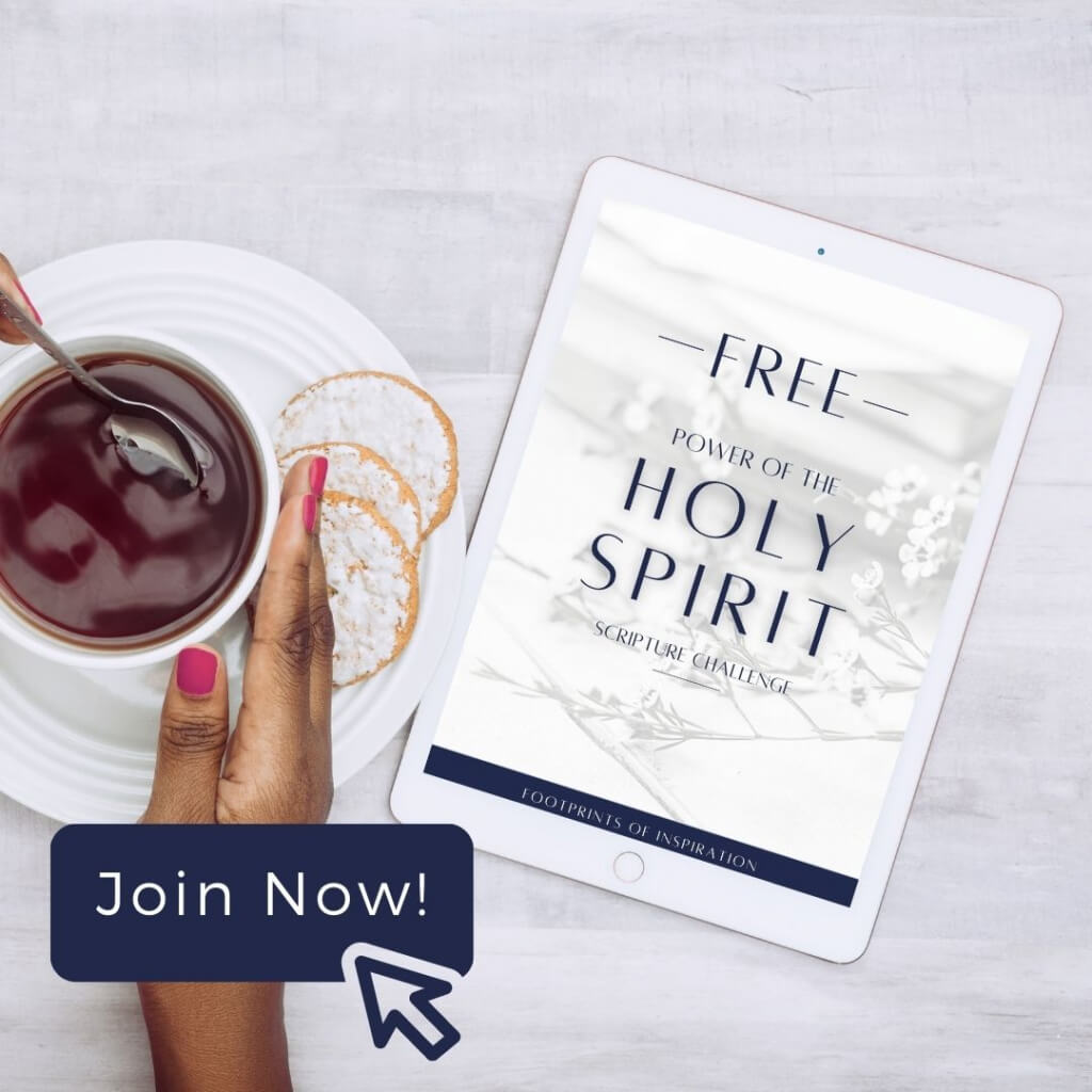 Free Power of the Holy Spirit Scripture Challenge.
